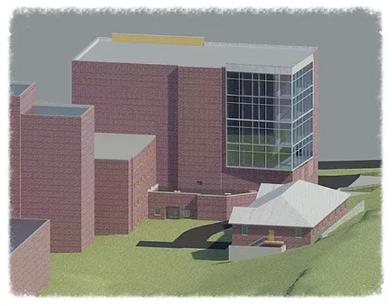 CERV new building